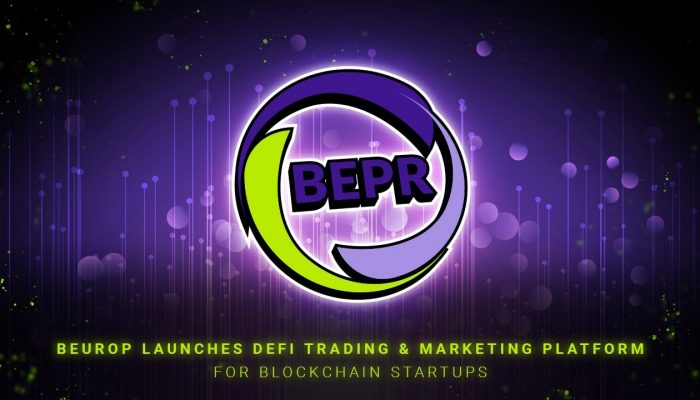 BEUROP Launches DeFi Trading and Marketing Platform for Blockchain Startups – Press release Bitcoin News